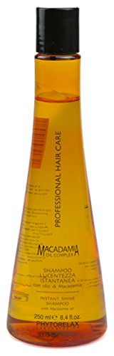 Phytorelax Macadamia Oil Comples Instant Shine Shampoo wi...