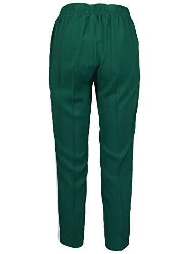Twin Mujer Verde Pantalón Viscosa set 191tp232803446 SwqY5Crq