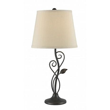 Kenroy Home Clarkson Table Lamp, Bronze - - Amazon.com