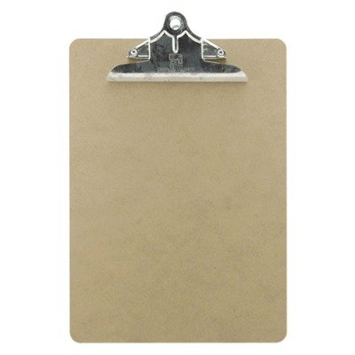SCBCHL89003-30 - MASONITE CLIPBOARDS LETTER SIZE pack of 30 by Shoplet Best