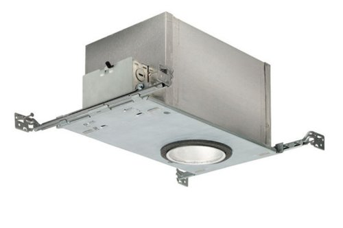 Juno Lighting ICPL413E 4-Inch 13-Watt 120-Volt HPF Electronic Ballast New Construction CFL Recessed Housing ()