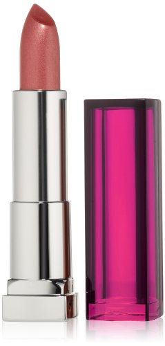 Maybelline New York ColorSensational Lipcolor, Pink Satin 120, 0.15 Ounce