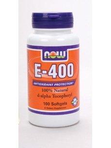 NOW Foods - E-400 MIXED + SELENIUM 100 SGELS
