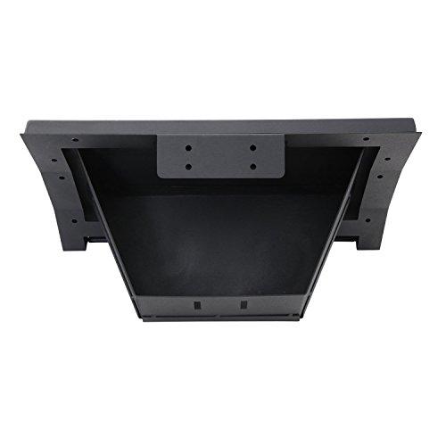 Smittybilt 812201 Black Security Glove - Seat Box Lock Under
