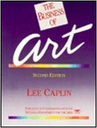 Book The Business of Art by Caplin Lee (1989-09-01)