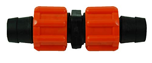 oupling - Fittings - Irrigation - Orange Swivel - Gardening - QTY 50 by Growers Solution ()