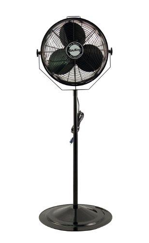 (Air King 9418 18-Inch Industrial Grade Pedestal Fan)