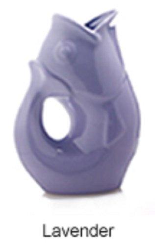 purple ceramic pitcher - 4
