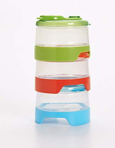 OXO Piece Stackable Formula Containers