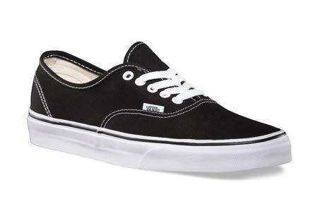 Vans Authentic Skate Shoes 8 -