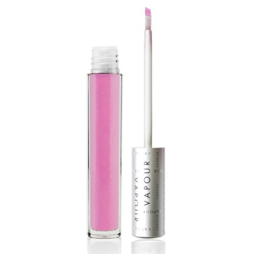 Vapour Organic Beauty Elixir Lip Gloss, Rebel-Hot Neon Pink,