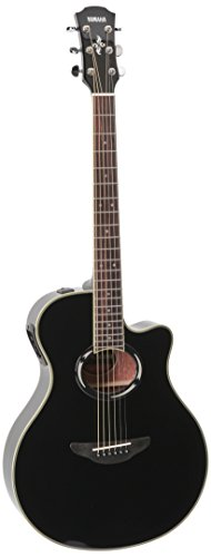 New yamaha apx500iii thinline cutaway acoustic electric for Yamaha apx500iii thinline