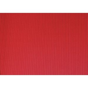 (Solid RED Corrugated WRAP)
