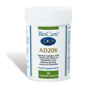 Biocare Ad 206 60 Vegicaps