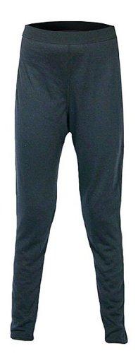 Hot Chillys Kids Unisex Skins Bottom (Toddler/Little Kids/Big Kids) Black - Hot Underwear