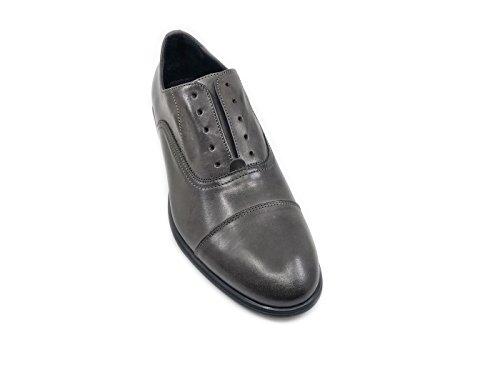 de pour Homme Gris Lacets Ville Chaussures à Cuoieria Antica EPCxqUwOq