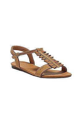 Sandales Esprit Taille 35 Plates CouleurCamel xEBeroCWQd