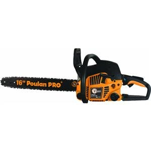 Poulan Pro 967196401 PP3816A 38cc Assembled Chainsaw with Case, 16-Inch (Husqvarna Chainsaw Carrying Case)