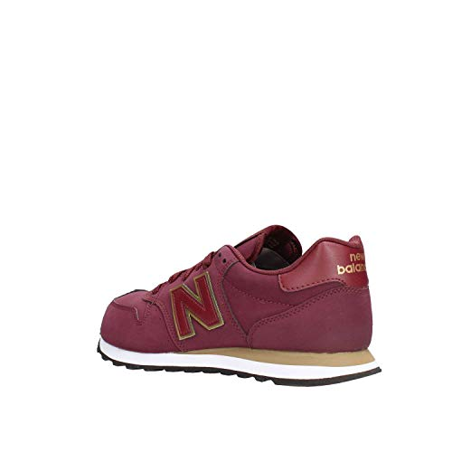 Donna Sneaker 500 Bordeaux New Balance Yx0gHwnf