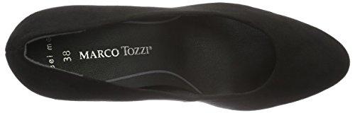Marco Tozzi - 22401, Scarpe col tacco Donna Nero (Nero (Black 001))