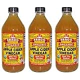 Bragg - Apple Cider Vinegar, 16 Oz (3 BTLS)