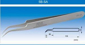 Eyelash Extensions Vetus Pro Curved 5b-sa - Sa Store