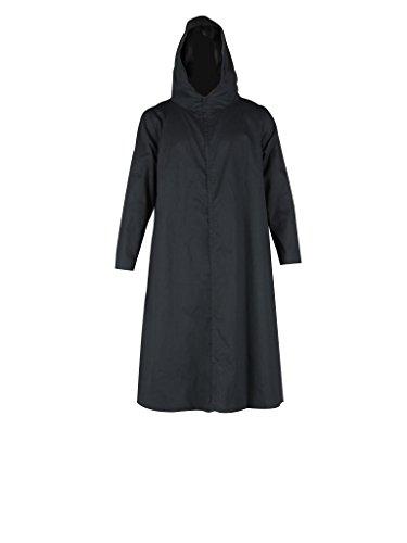 Anbu Costume (Mtxc Men's Naruto Cosplay Costume Anbu Uniform 2nd Size Medium Black)