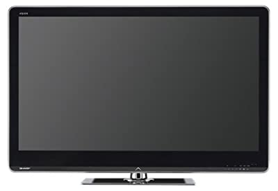 Sharp LC-60LE920UN 60-inch 1080p 240Hz LED Edge-Lit LCD HDTV