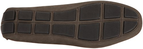 Rush By Gordon Rush Mens Davenport Instappers Loafer Grijs Suède