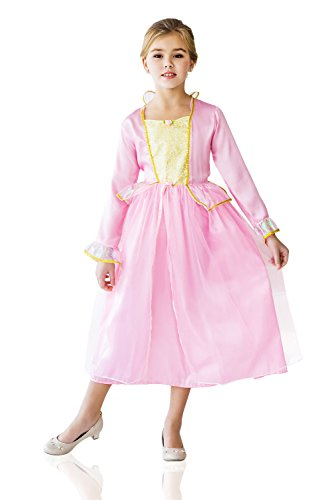 Kids Girls Princess Costume Magic Beauty Classic Fairy Tale Party Outfit Dress Up (3-6 years, (Fairy Tale Dress Up Ideas)