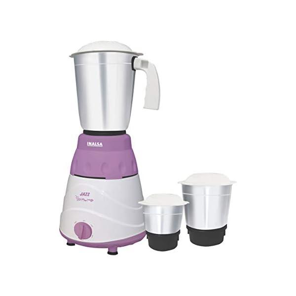 Inalsa Mixer Grinder -Inalsa Jazz 550-Watt