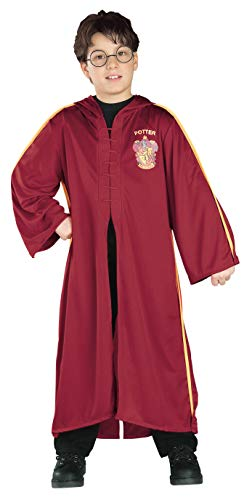 Harry Potter Child's Quidditch Robe, Medium from Rubie's