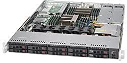 Supermicro SuperServer 1027R-WC1RT Barebone System - 1U Rack-mountable - Intel C602J Chipset - Socket R LGA-2011 - 2 x Processor SYS-1027R-WC1RT