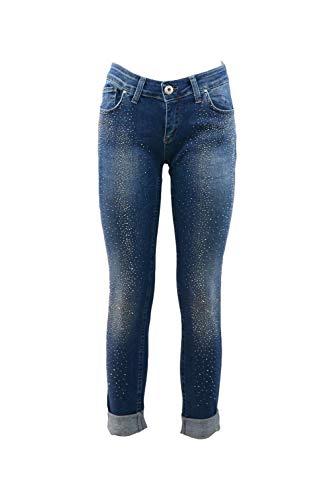 Di Strass Suerte Pioggia Jeans Suerte Jeans q5XwPIX