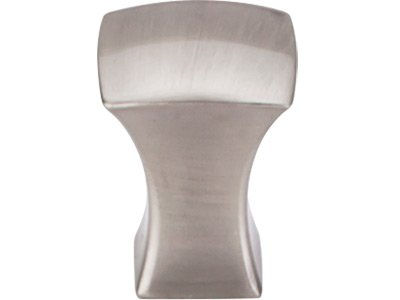 Mercer Square Knob Finish: Brushed Satin Nickel