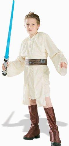 (Kid's Star Wars Obi-Wan Kenobi Costume (Size:Medium 8-10))