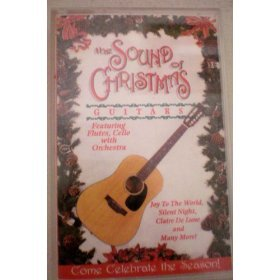 (The Sound of Christmas Guitars Featuring Flutes, Cello with Orchestra -- Joy To The World, Silent Night, Claire De Lune and Many More! -- Come Celebrate the Season! -- Audio Cassette of Christmas created by Stephen Elkins)