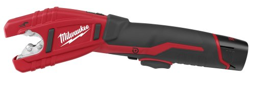 Automatic Pipe Cutter - Milwaukee 2471-21 12-Volt Copper Tubing Cutter Kit
