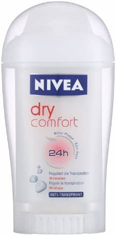 Good Seller ! Nivea Dry Comfort Antiperspirant Stick 40ml