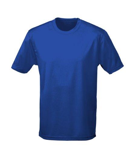 Just Cool - Performance T-Shirt, atmungsaktiv XXL,Royalblau
