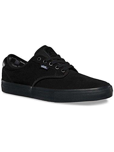 Unisex bl de Authentic Vans mono black skateboarding Zapatillas pwIZq7Zf