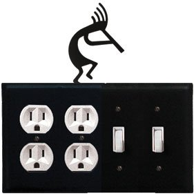Kokopelli Switchplate - 9