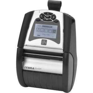 Zebra QLN320 Direct Thermal Printer - Monochrome - Portable - Label Print QN3-AUNA0M00-00 by Zebra Technologies