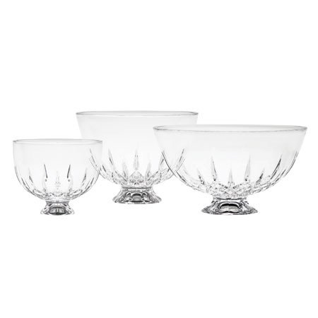 Vera Wang Fidelity Footed Bowl - 1