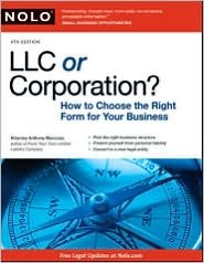 Download LLC or Corporation 4th (forth) edition Text Only pdf