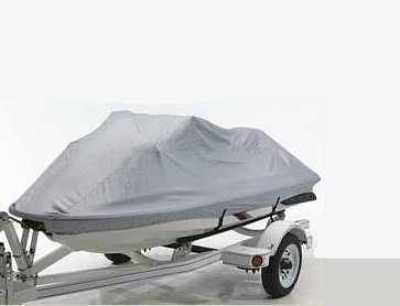 Vehicore Silver Personal Watercraft PWC Jet Ski Cover for Polaris Virage 2000-2004