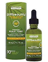 Bambeautiful Intensive Scalp Tonic 50ml - promotes fuller, thicker hair by Creightons