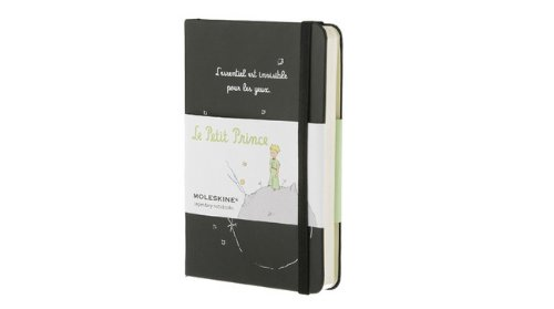 Moleskine Le Petit Prince Plain Pocket (Moleskine Legendary Notebooks)