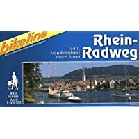 Bikeline Radtourenbuch, Rhein-Radweg