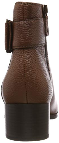 Stivali Donna Marrone Da Clarks tan Dream Elvina Motociclista Leather qw61HEp
